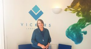 Vickers Effects Expand Accounts Department